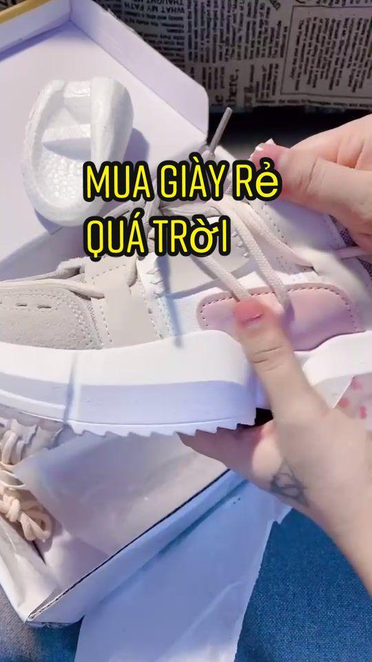 Giày giá rẻ trên shopee